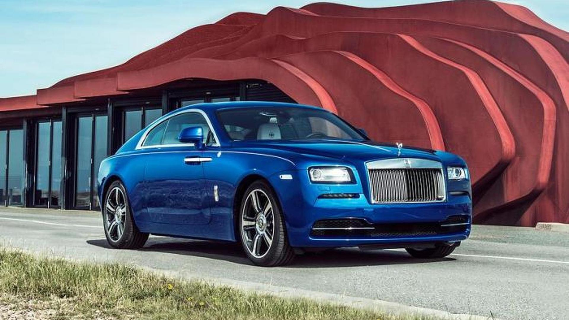Rolls Royce Drops New Images And Details Of Bespoke Wraith Porto Cervo