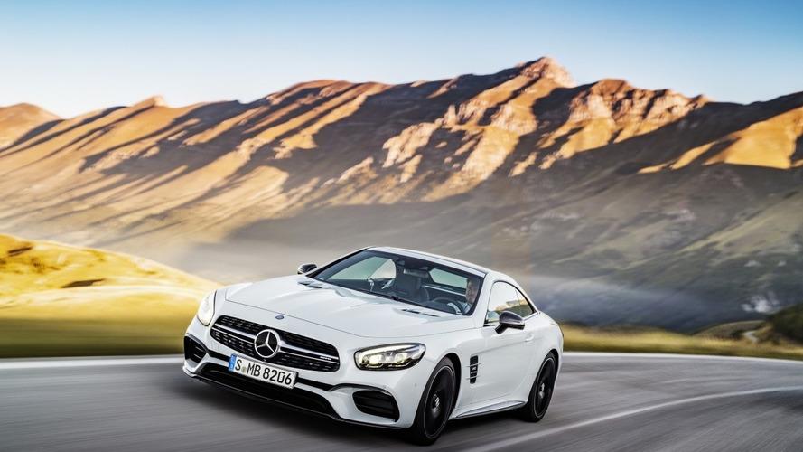 Mercedes SL - Un plaisir bientôt partagé à 4 ?
