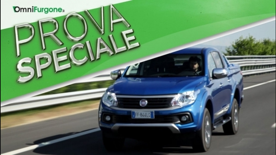 Viaggiare in pick-up, bello e possibile [VIDEO]