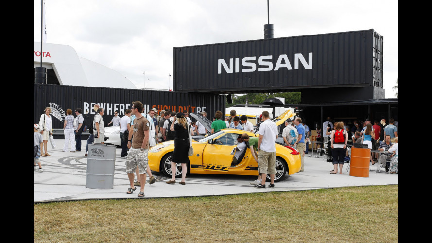 """Goodwood 2010 """"Viva Veloce! The Passion for Speed"""""""