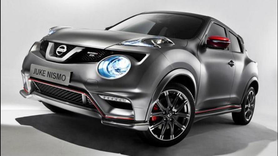 Nissan Juke Nismo RS: ancora più estrema