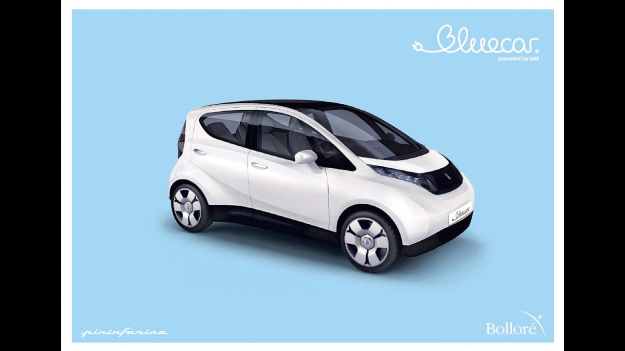 Pininfarina Bluecar: la brochure