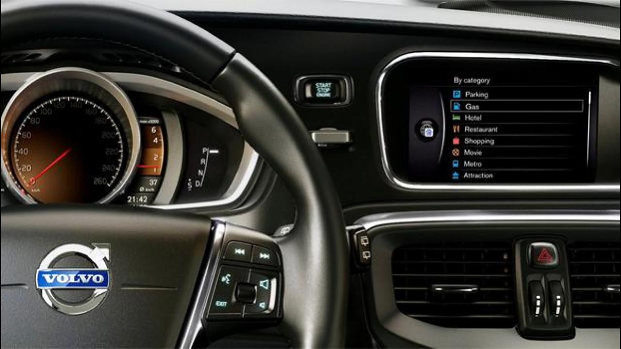 [Copertina] - Volvo ed Ericsson portano internet in auto
