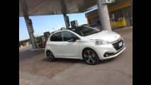 Peugeot 208 PureTech 110, la prova dei consumi reali