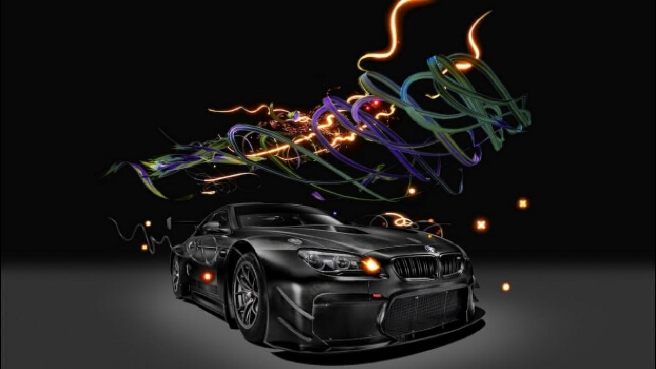 [Copertina] - BMW Art Car #18, una M6 GT3 molto speciale