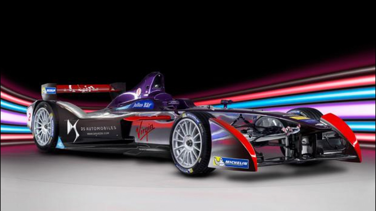 [Copertina] - DS Virgin Racing pronta per la Formula E di Pechino