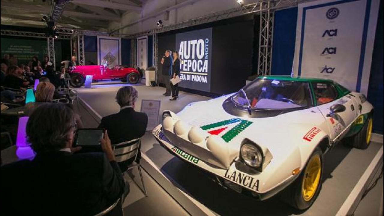 [Copertina] - Auto e Moto d'Epoca, al via l'edizione 2015