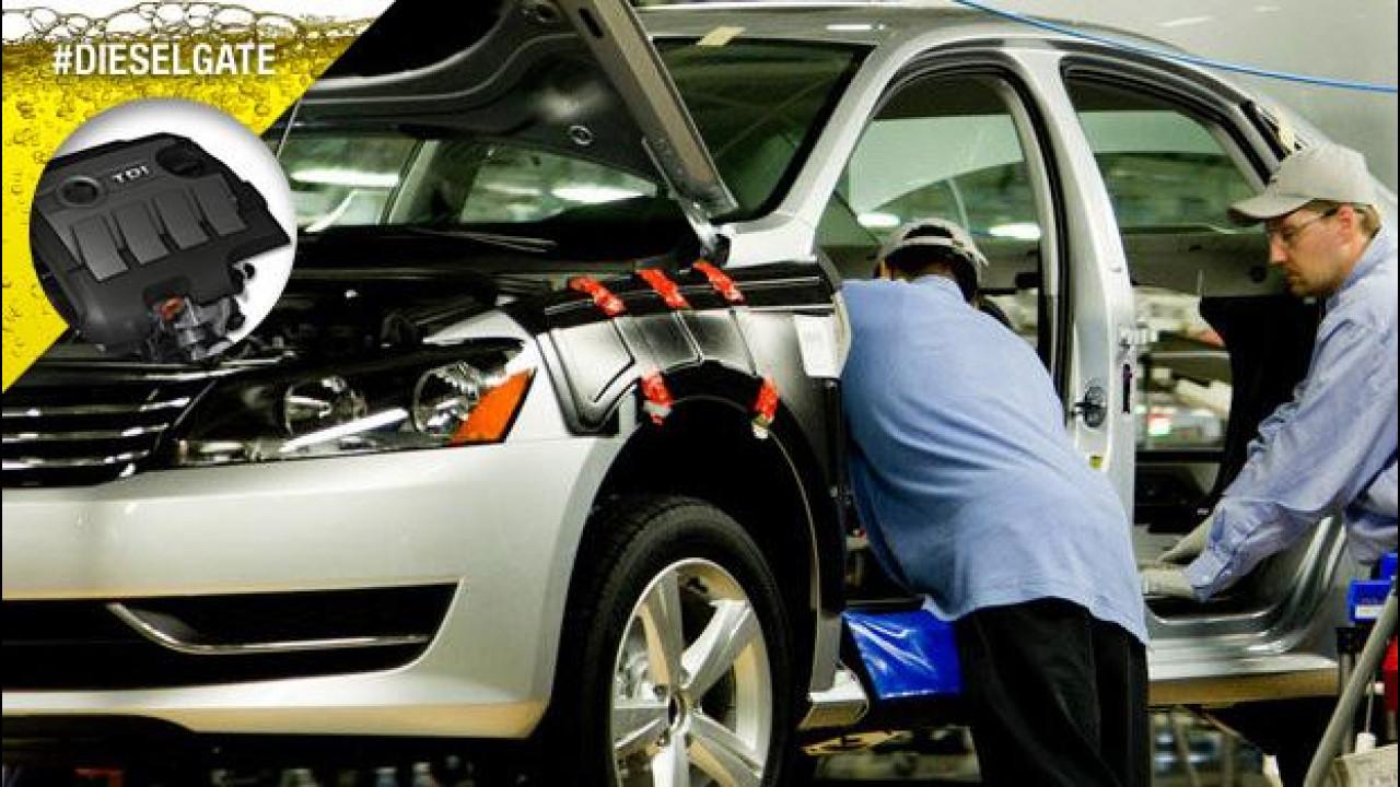 [Copertina] - Dieselgate, Volkswagen ritocca il numero delle auto convolte