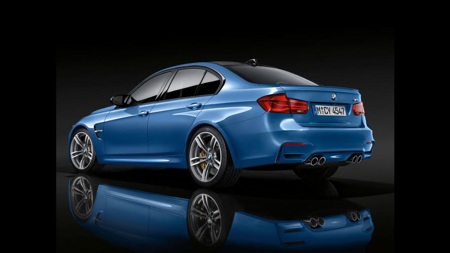 BMW Serie 3 restyling, benvenuto 3 cilindri