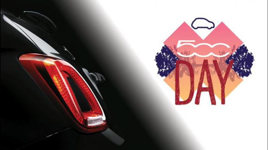 """Nuova Fiat 500, sabato 4 luglio è il """"500 Day"""""""