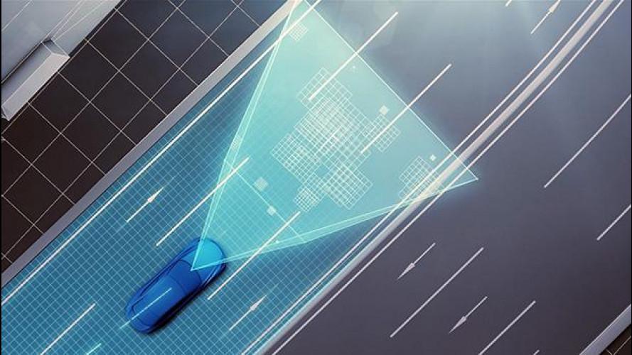 Toyota mappa le strade in tempo reale