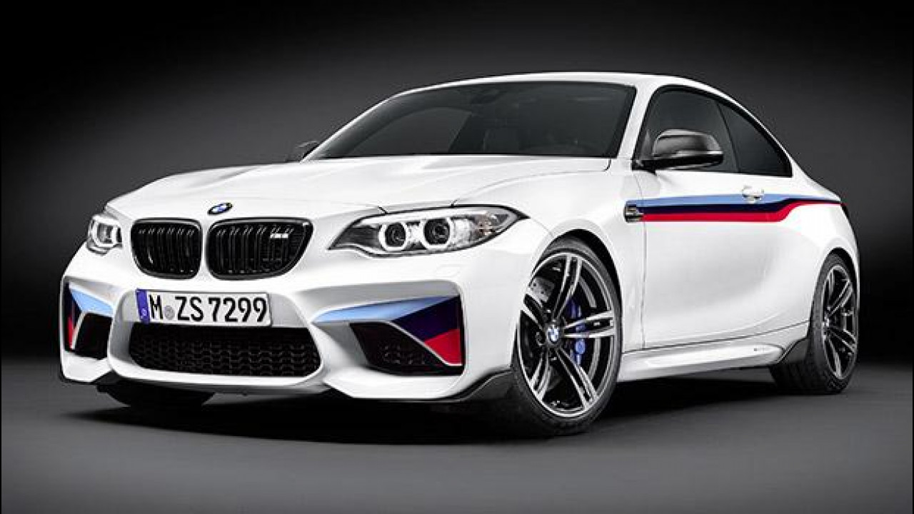 [Copertina] - BMW M2 Coupé M Performance, speciale dentro e fuori