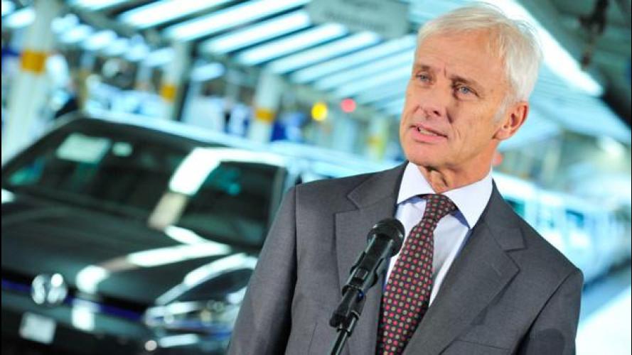 Dieselgate, Volkswagen deciderà cosa tagliare (o vendere) d'accordo coi lavoratori