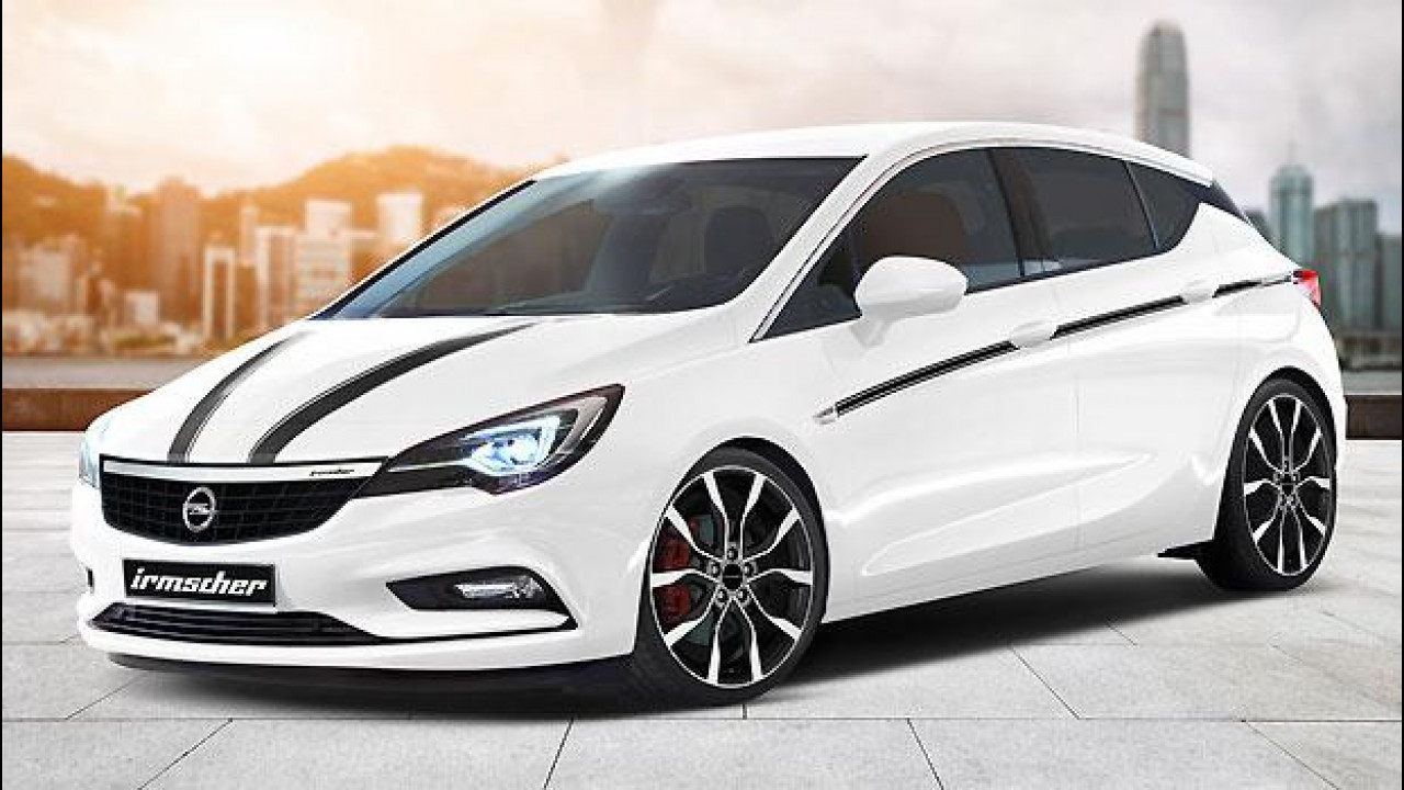 [Copertina] - Opel Astra by Irmscher, il tuning alla spagnola