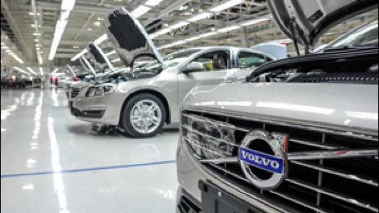 [Copertina] - Volvo ora controlla le sue join venture cinesi