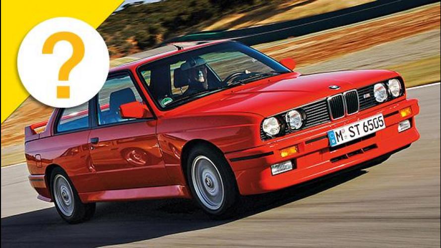 La prima BMW M3 aveva il motore della Formula 2