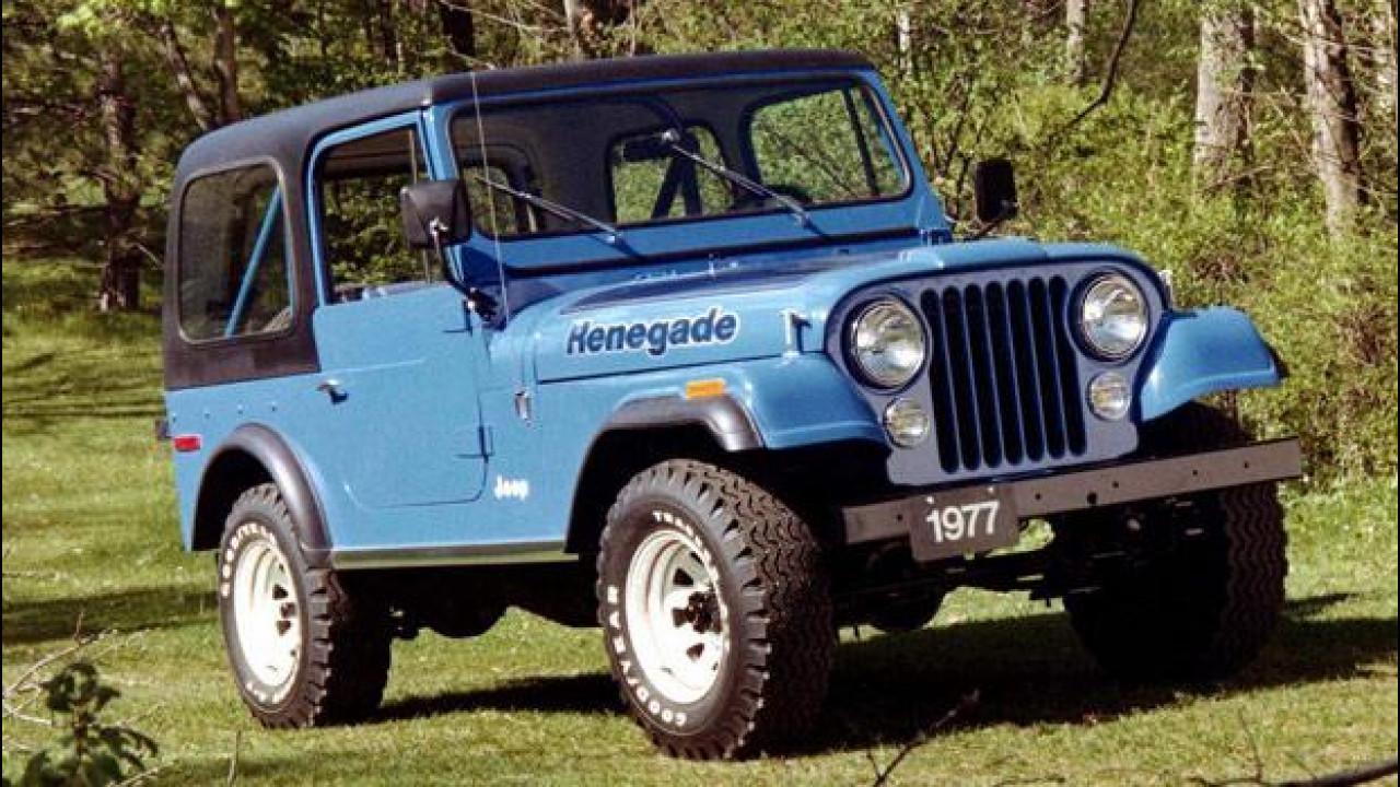 [Copertina] - Jeep Renegade, la leggenda inizia con il CJ-5