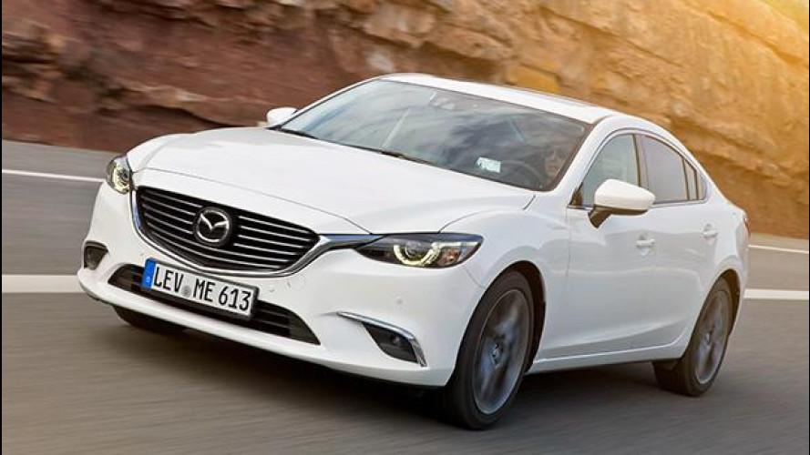 Mazda6 i-Activ AWD, perché la trazione integrale rende speciali