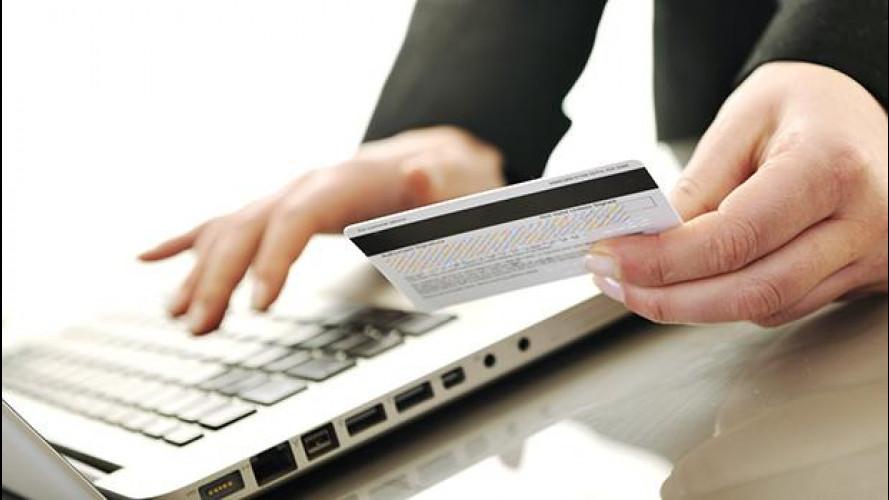 Pagamento multe con l'home banking, occhio alle fregature