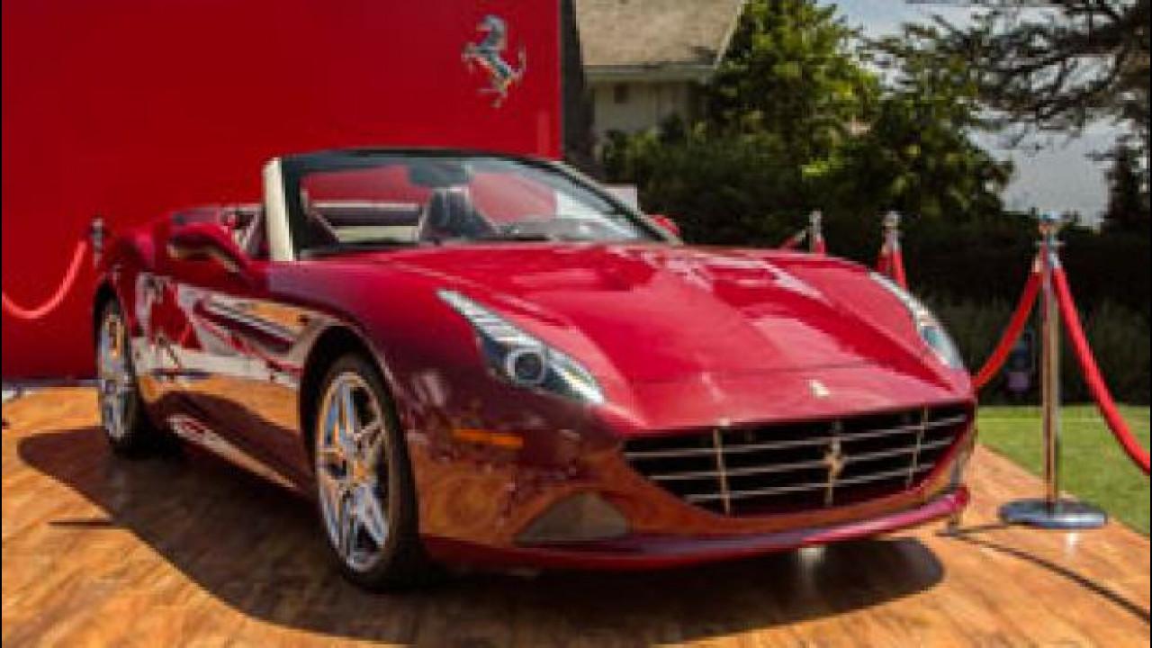 [Copertina] - Ferrari California T, Tailor Made a Pebble Beach