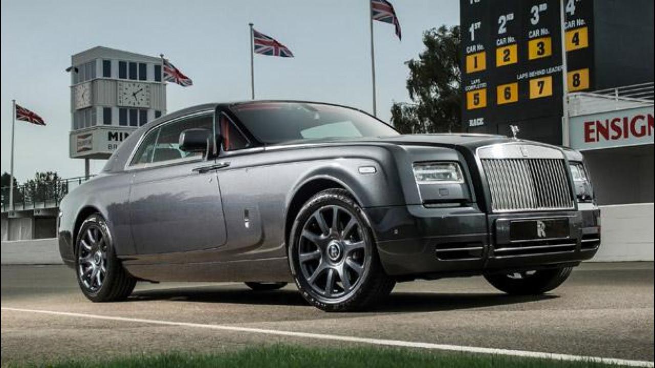 [Copertina] - Rolls-Royce Phantom Bespoke Chicane Coupé