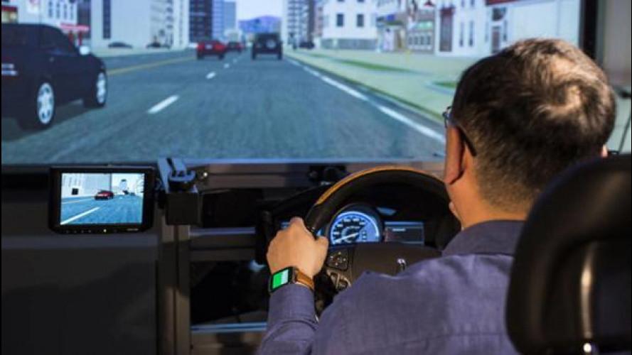 Da Ford lo smartwatch monitora-salute che parla con l'auto