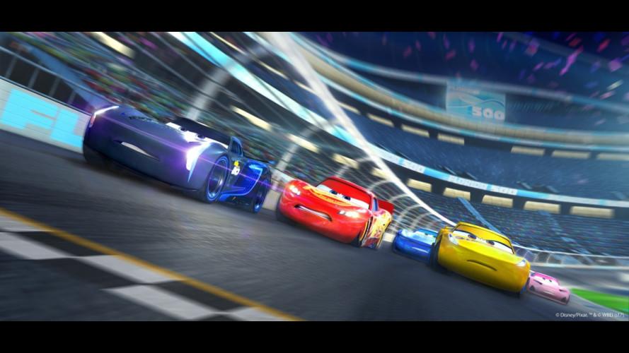 Cars 3: In gara per la vittoria, l'anteprima del gioco [VIDEO]