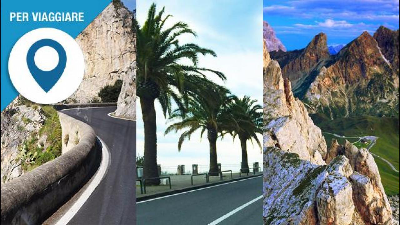 [Copertina] - Le 10 strade più belle d'Italia