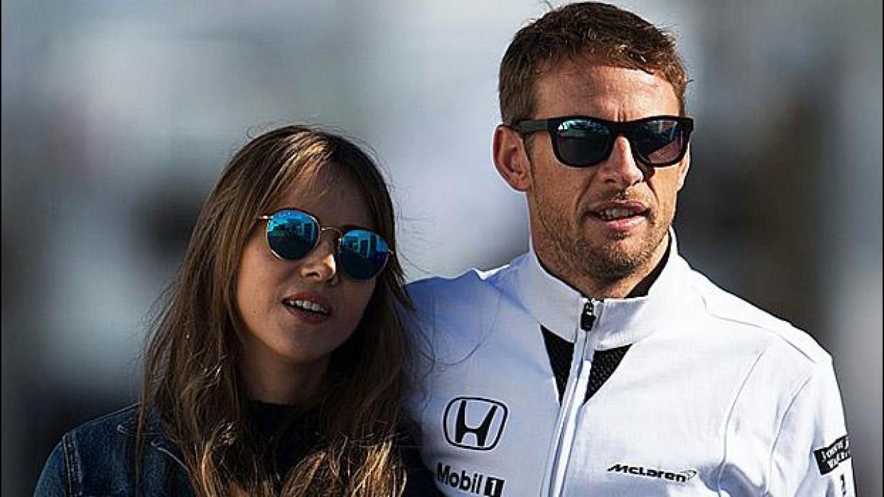 [Copertina] - Formula 1, Jenson Button e moglie derubati in Francia