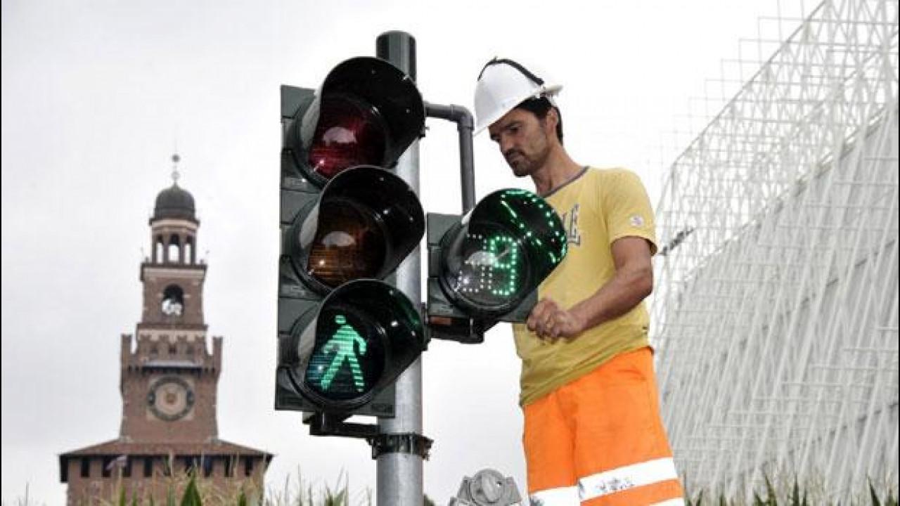 [Copertina] - Semaforo con countdown, pronto all'implementazione