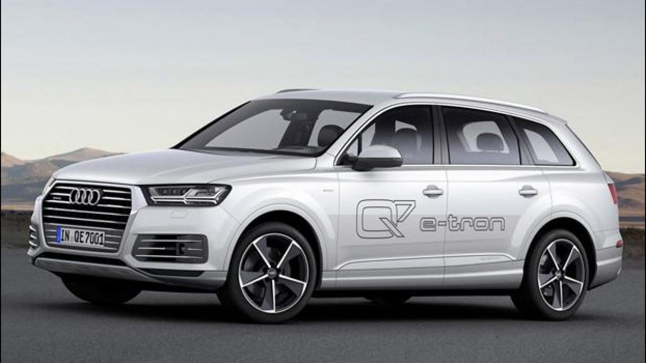 [Copertina] - Audi, il turbo elettrico debutterà nel 2016
