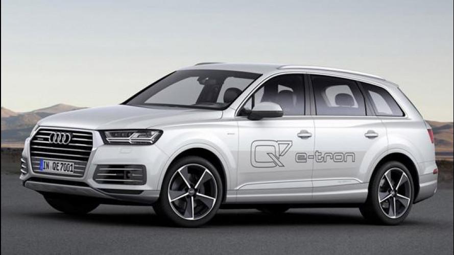 Audi, il turbo elettrico debutterà nel 2016