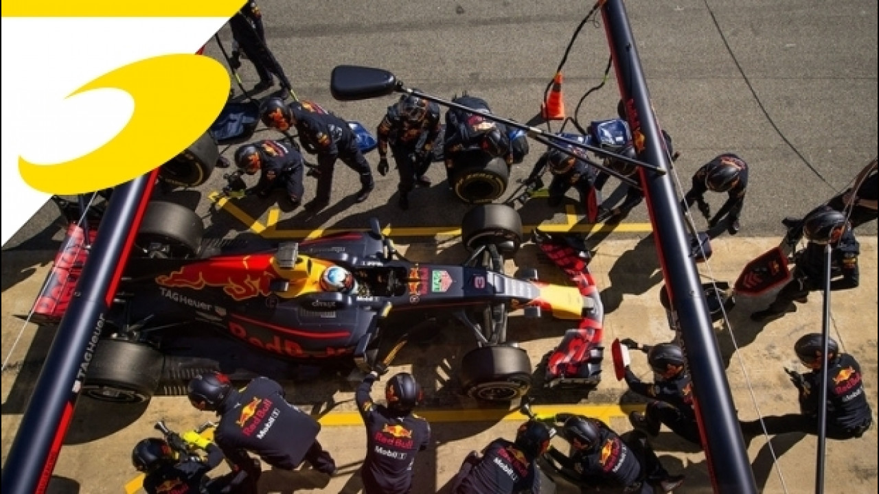 [Copertina] - Formula 1, la vera Red Bull si vedrà a Melbourne