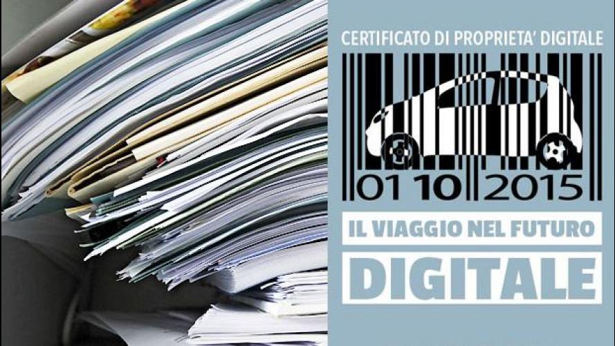"""Certificato di Proprietà digitale, l'ACI attacca """"chi è contrario all'innovazione"""""""