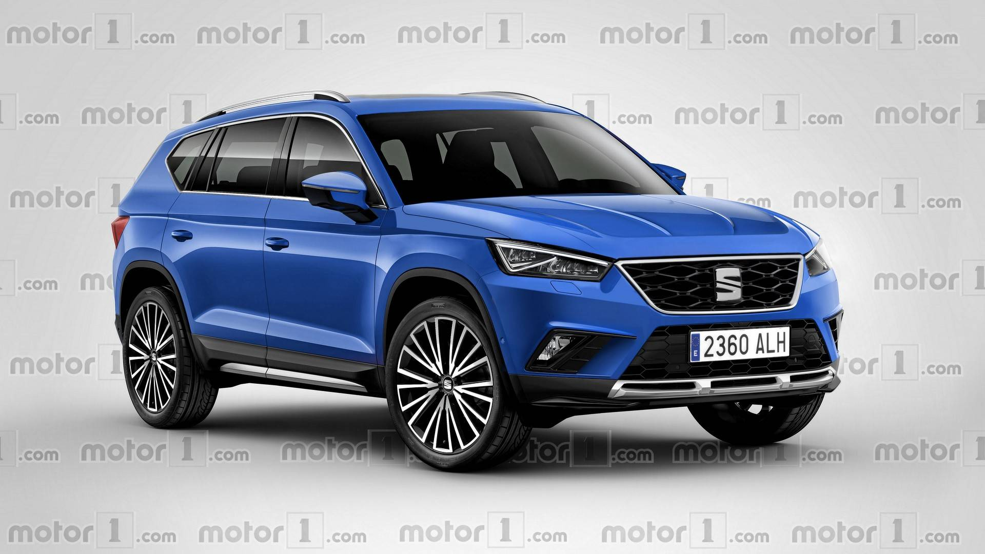 Seat Suv 2018 >> Seat Flagship Suv Rendered Should Debut Before The Year S End