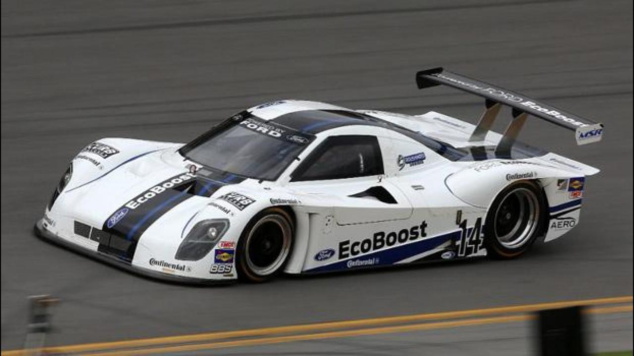 [Copertina] - Ford EcoBoost 3.5 V6: nuovo record di velocità a Daytona