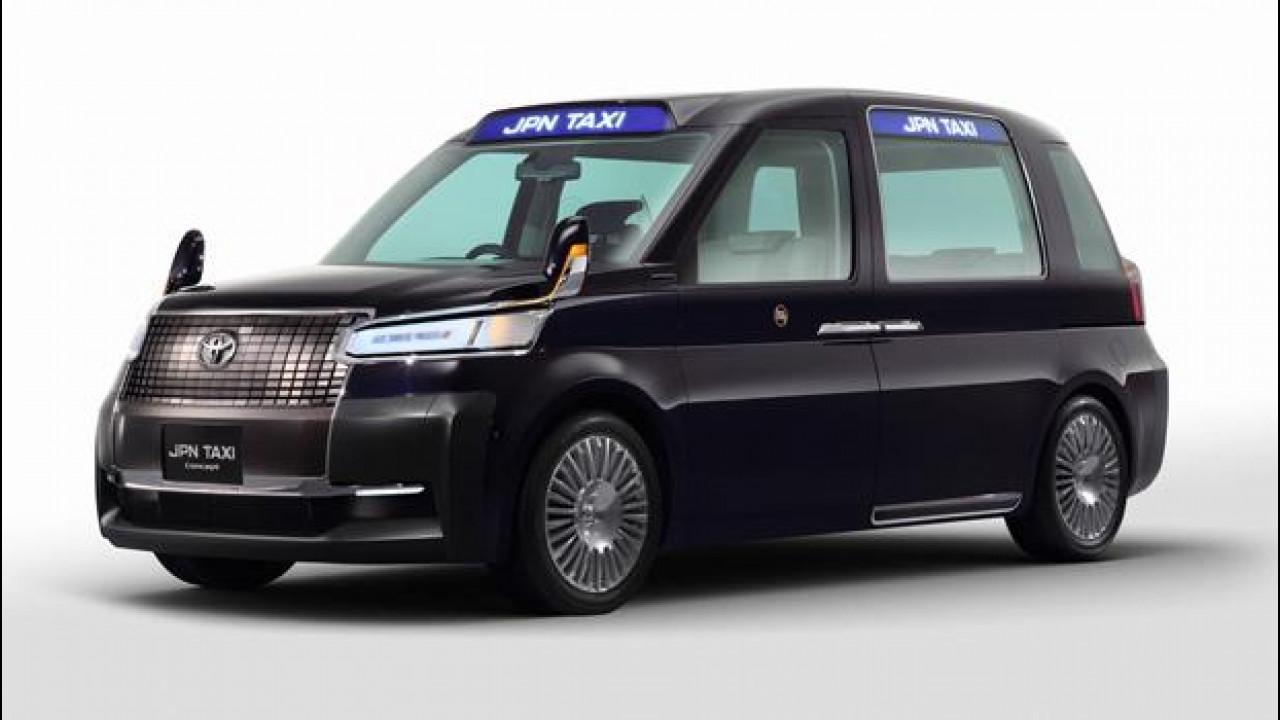 [Copertina] - Toyota JPN Taxi Concept