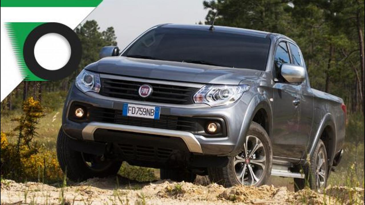 [Copertina] - Fiat Fullback, i prezzi partono da 27.500 euro