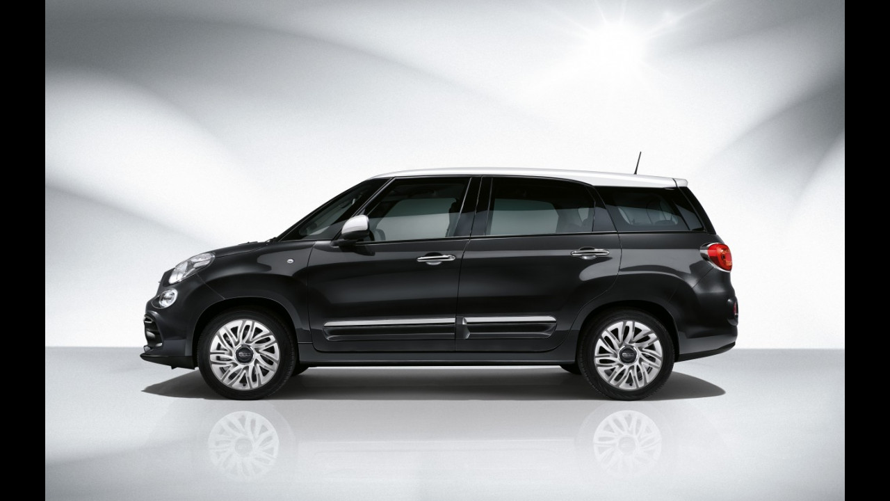 Fiat 500L Wagon – from £18,390