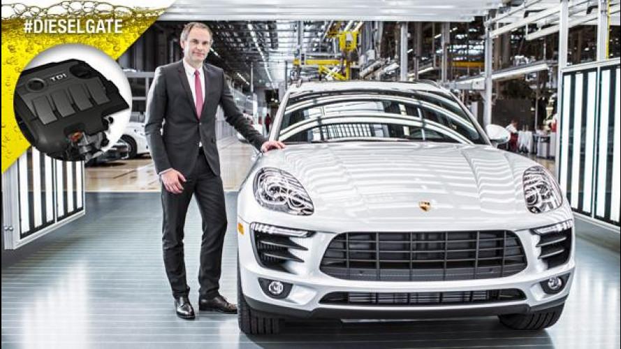 Porsche, Oliver Blume è il nuovo n°1