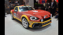 Abarth 124 spider e rally, inno all'Italia [VIDEO]