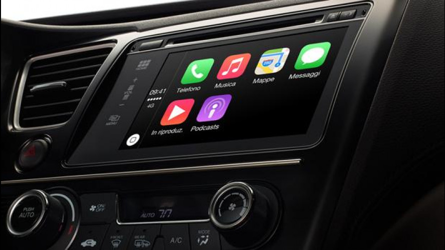 Apple CarPlay, wireless e con nuove funzioni