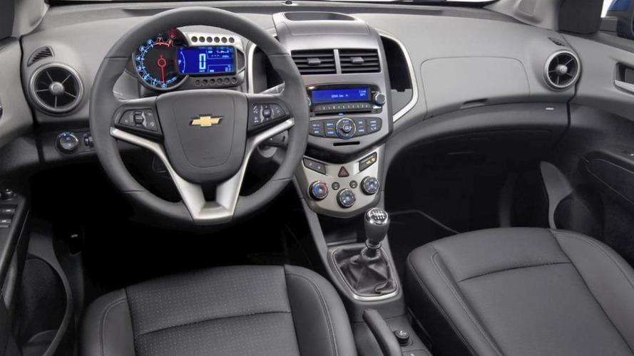 2011 Chevrolet Aveo Interior | Motor1.com Photos