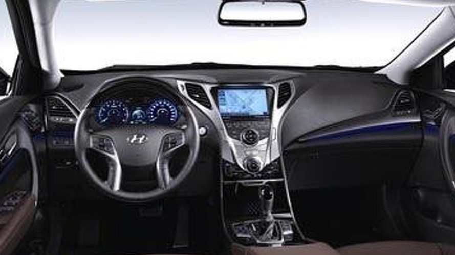 U.S.-spec 2012 Hyundai Azera set for L.A. Auto Show debut