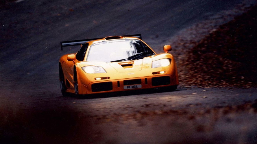 Gordon Murray Developing his Own McLaren F1 Successor