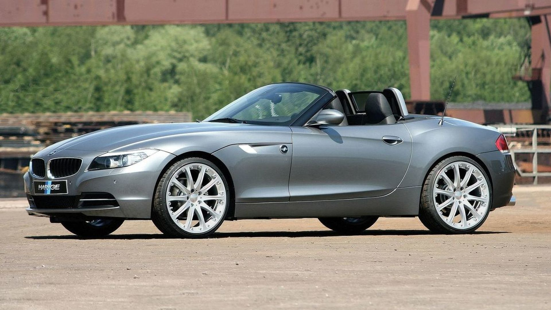 Hartge Wheels Accessories For New Bmw Z4