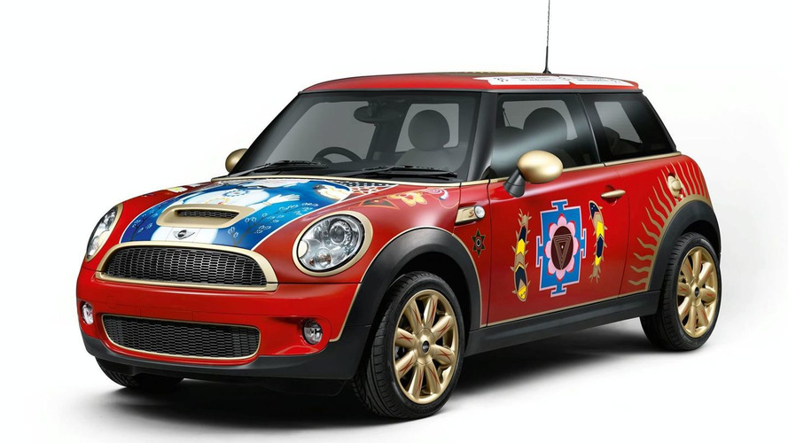 George Harrison's psychedelic MINI Cooper S commemorated with New Special Edition