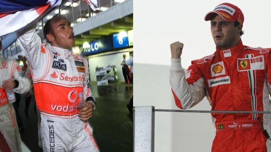 High Drama as Last Corner Crowns Hamilton F1 Champion