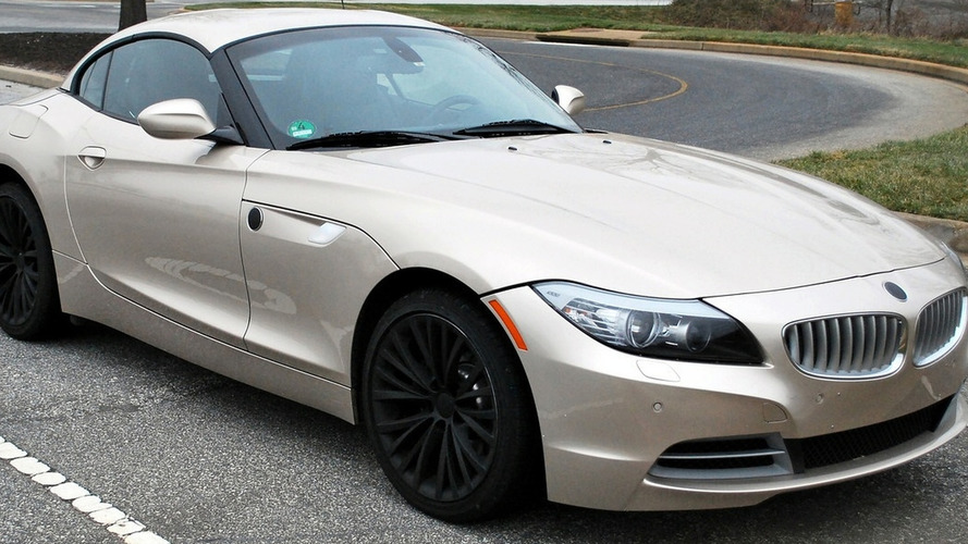 2010 BMW Z4 Photographed on U.S. Soil