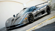 Mosler MT900 GTR XX in Burnout Grey - med res